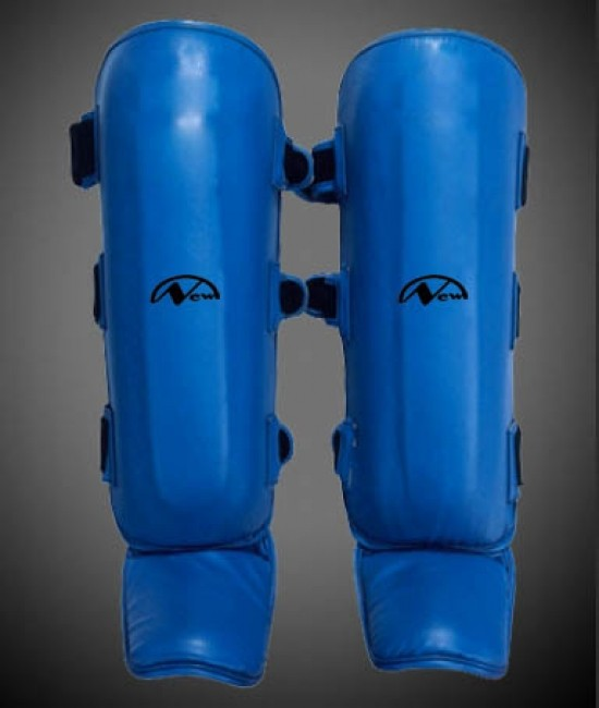 Shin Guards In Steps